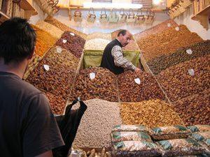 Shopping in de souq