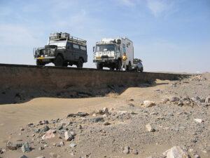 Reizen door Baluchistan Pakistan