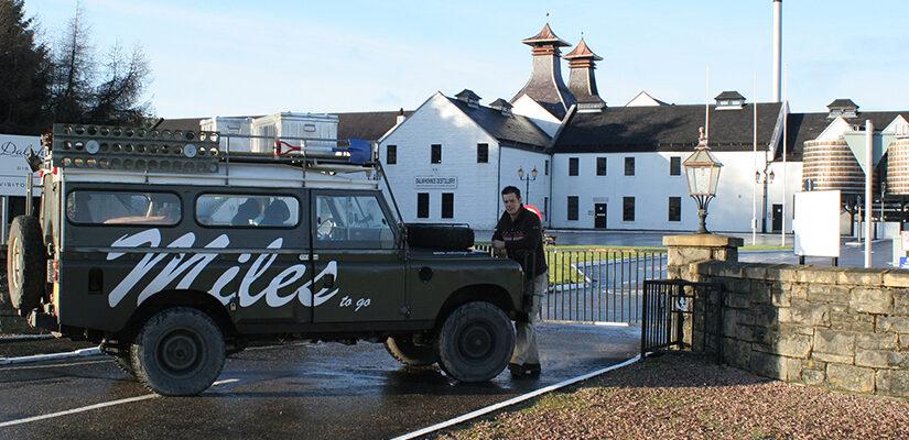 Reisverhalen Miles To Go in Schotland